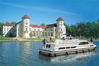 Kanalbåtssemester i Tyskland – sagolikt