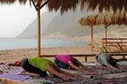 Yoga & Dykning i Egypten