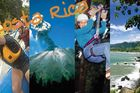 Costa rica - mångfald i Karibien