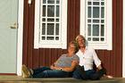 Boka stuga+båtresa till Åland.